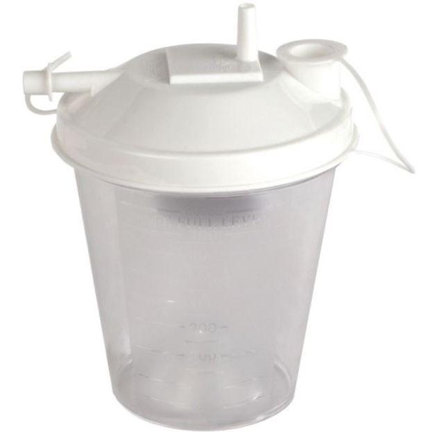 Allied Healthcare Replacement Disposable Suction Canister