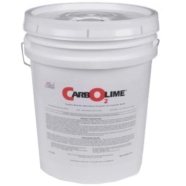 Allied Healthcare Carbolime Carbon Dioxide Absorbent - Bulk Pail