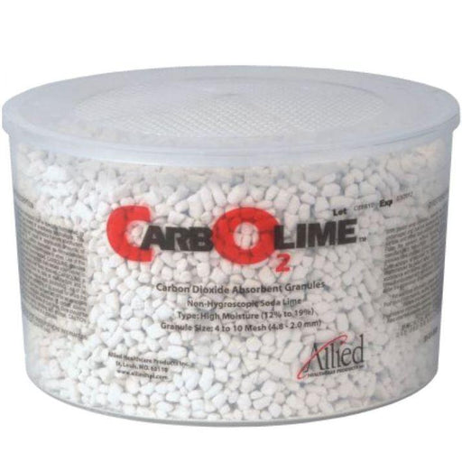 Allied Healthcare Carbolime Carbon Dioxide Absorbent - Cylinder Canister