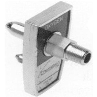 "Allied Healthcare Chemetron Quick-Connect to 1/8"" NPT Male Adapter"