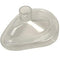 Allied Healthcare Disposable Cuffed Mask - Adult