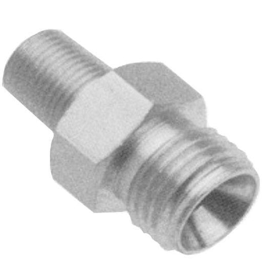 "Allied Healthcare DISS Male to 1/8"" NPT Male Fitting - Without Check"