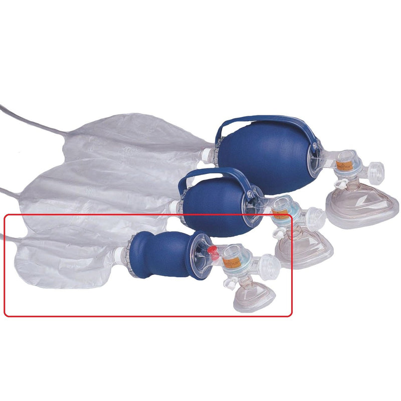Allied Healthcare Infant L670 Bag Valve Mask