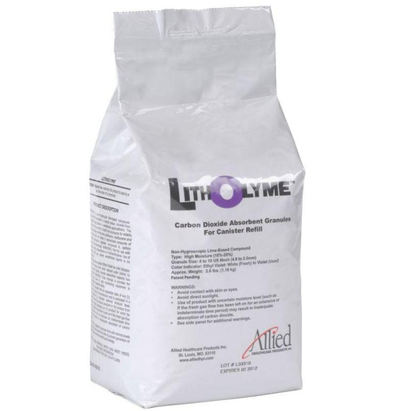 Allied Healthcare Litholyme Carbon Dioxide Absorbent - Bag Refill