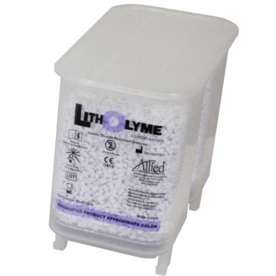 Allied Healthcare Litholyme Carbon Dioxide Absorbent - GE Compact Style Cartridge