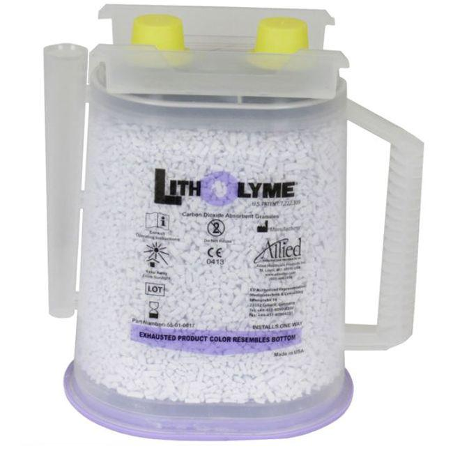 Allied Healthcare Litholyme Carbon Dioxide Absorbent - GE Multi-Style Cartridge
