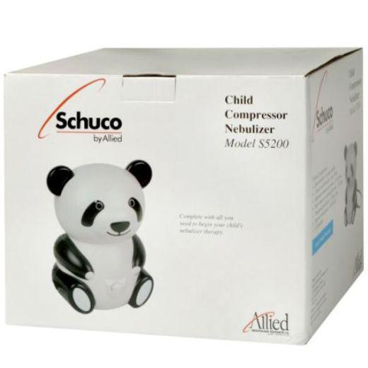 Allied Healthcare Schuco Nebulizer - Pediatric - Packaging