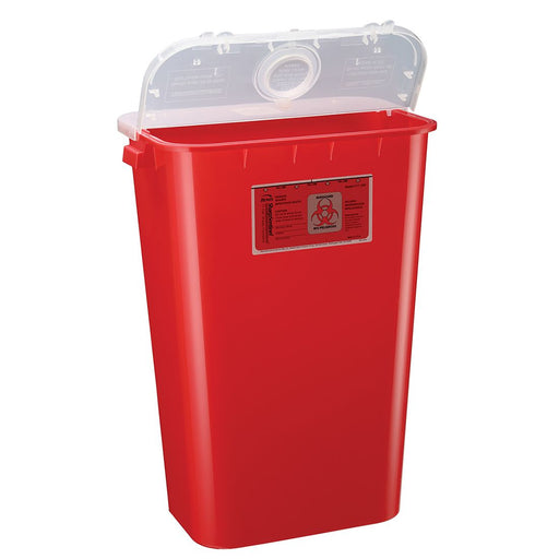 Bemis SharpSentinel 11-Gallon Sharps Container - Red