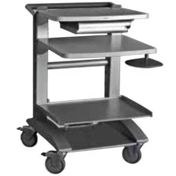 Cadwell Instrument Cart - Wide