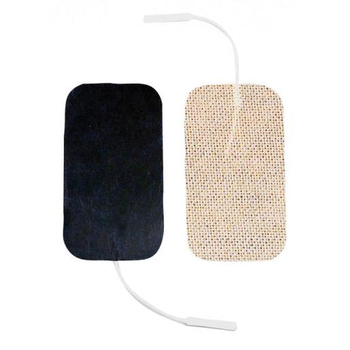 Chattanooga Dura-Stick Electrodes - Rectangular