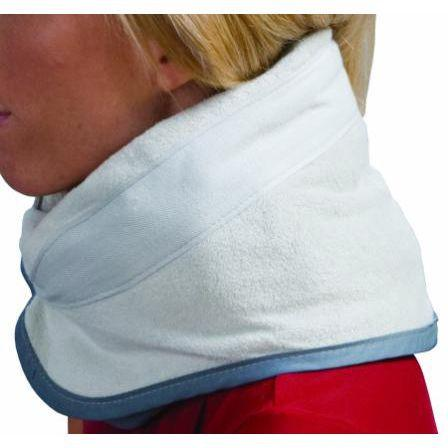 Chattanooga Hydrocollator All-Terry Cover - Neck Demo