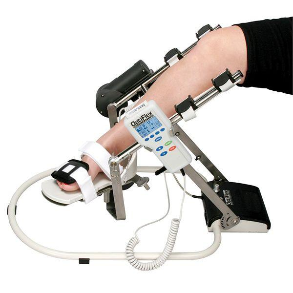 Chattanooga OptiFlex Ankle CPM demo 2