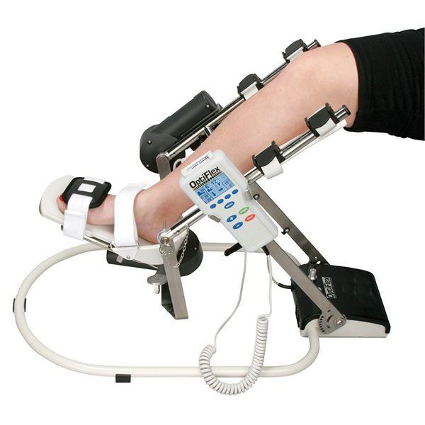 Chattanooga OptiFlex Ankle CPM demo 3