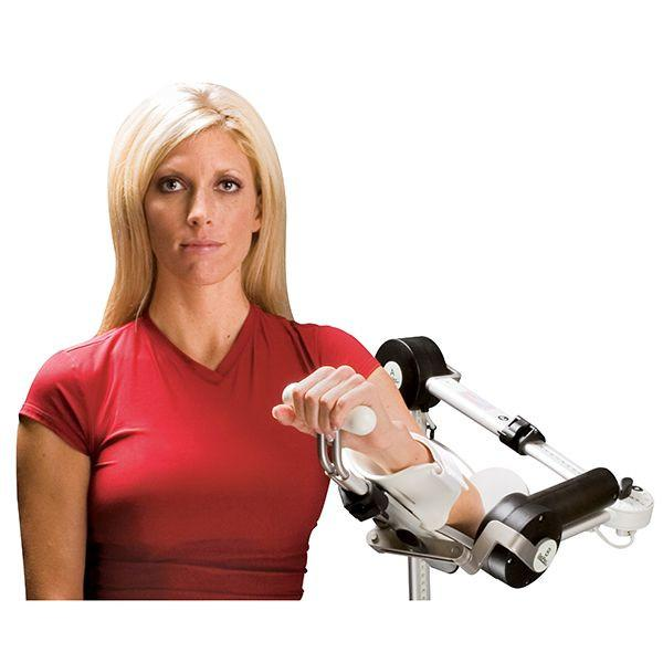 Chattanooga OptiFlex S Shoulder CPM - Physiological Movement