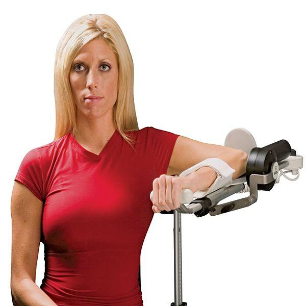 Chattanooga OptiFlex S Shoulder CPM - Abduction / Adduction