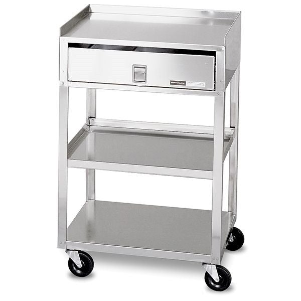 Chattanooga Stainless Steel Cart - Model MB-TD