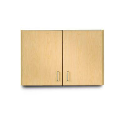"Clinton 36"" Wall Cabinet with 2 Doors - Maple"