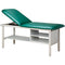Clinton ETA Alpha Treatment Table with Shelving