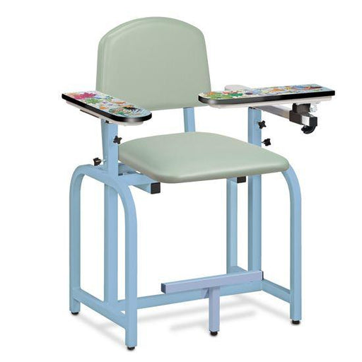 Clinton Pediatric Series/Aquarium Blood Drawing Chair