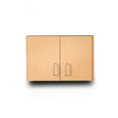 Clinton Short Wall Cabinet - Maple