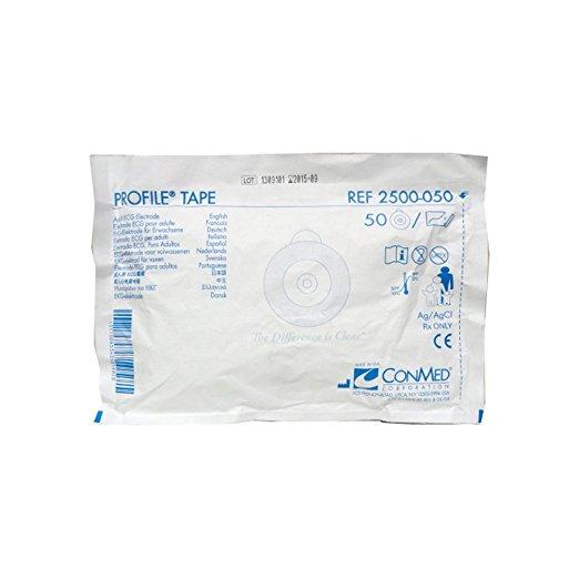 ConMed Profile Tape ECG Electrode