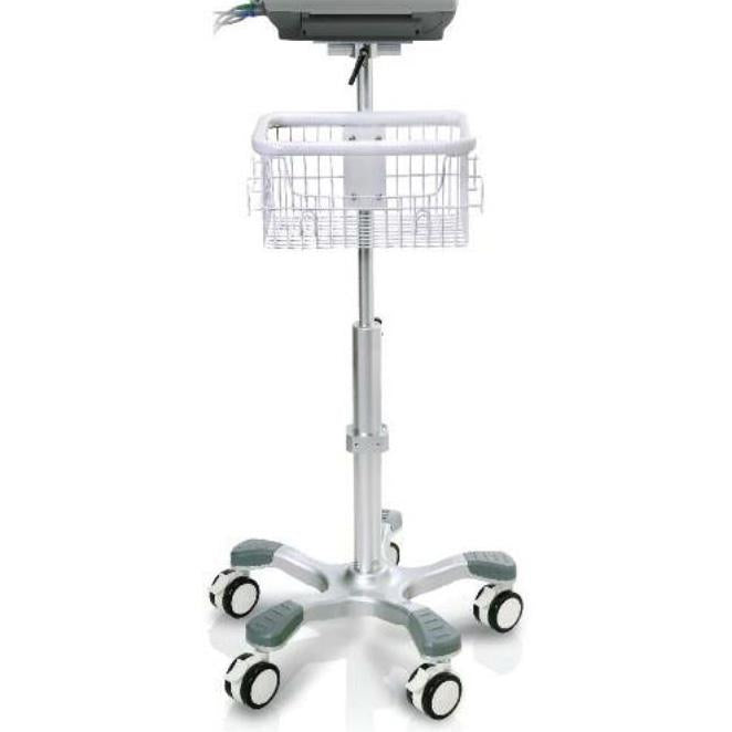 CooperSurgical F9 Fetal Monitor Basic Cart - Close-Up