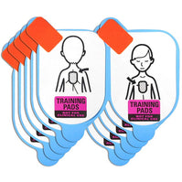 Defibtech AED Training Pads - Pediatric Replacement Set