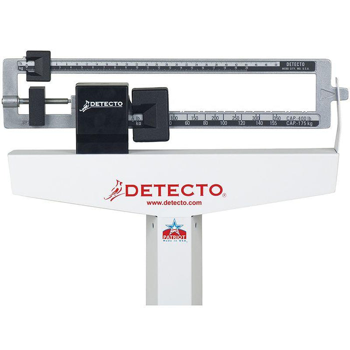 Detecto 339 Physician Scale Weigh Beam