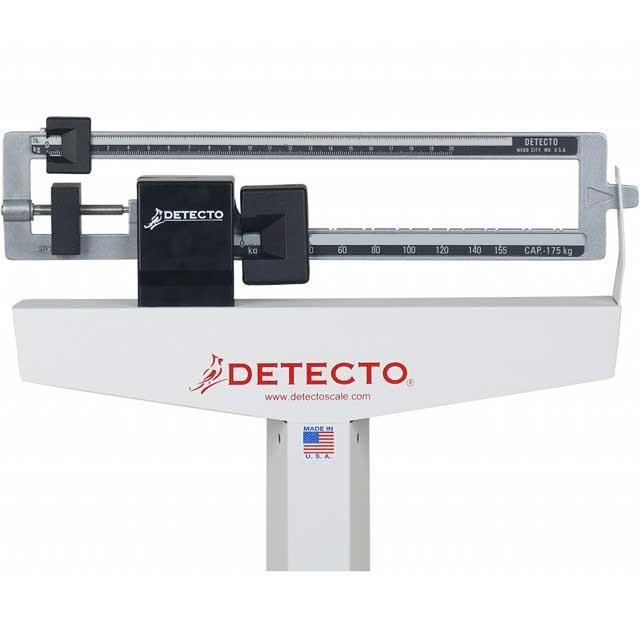 Detecto 437 Physician Scale Weigh Beam