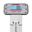 Detecto Apex Digital Clinical Scale with Mechanical Height Rod - Digital Display