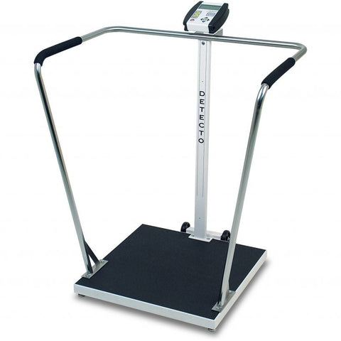 Detecto Digital Bariatric Scale - Model 6856 - Side