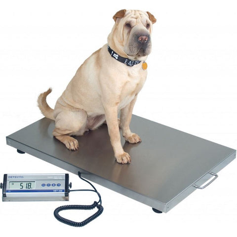 Detecto Large, Portable Digital Veterinary Scale - 2