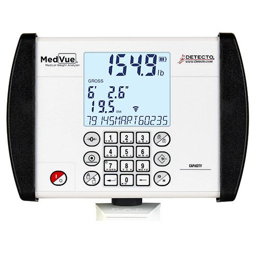 Detecto MedVue Medical Weight Analyzer - 1