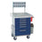 Detecto Rescue Series Loaded Anesthesiology Medical Cart