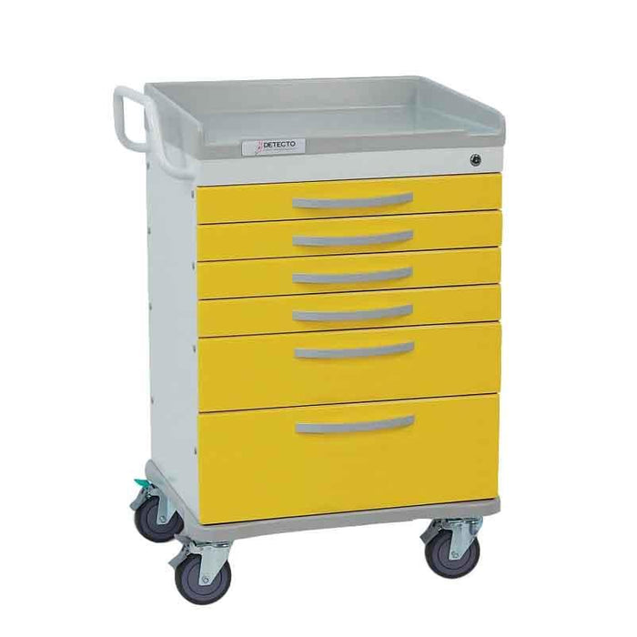 Detecto Whisper Series Isolation Medical Cart