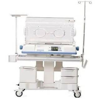 Drager Air Shields Isolette C2000 Infant Incubator