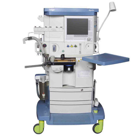 Drager Apollo Anesthesia Machine with Patient Monitors
