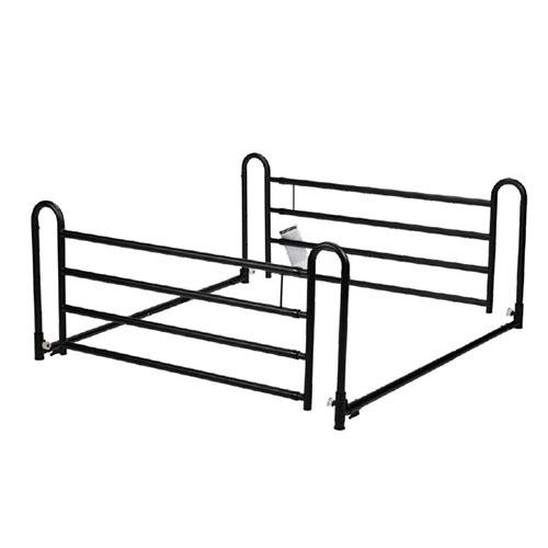 Dynarex Adjustable Full Length Bed Rail