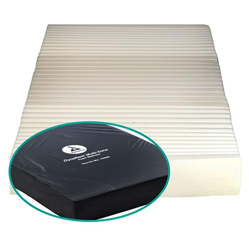 Dynarex DynaRest Multi-Zone Foam Mattress