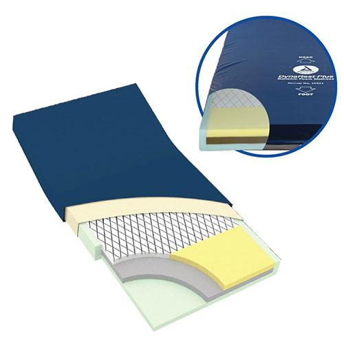 Dynarex DynaRest Plus Bariatric Foam Mattress