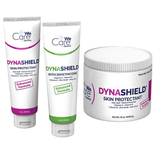 Dynarex DynaShield Skin Protectant Barrier Cream