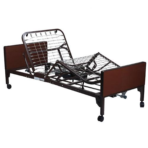 Dynarex Semi Electric Home Care Bed