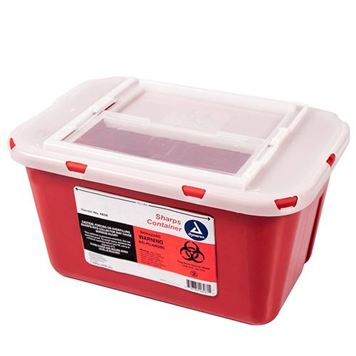 Dynarex Sharps Container - 1 Gallon