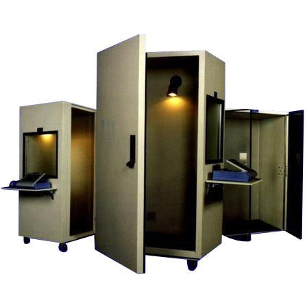 Eckel Audiometric Sound Booths
