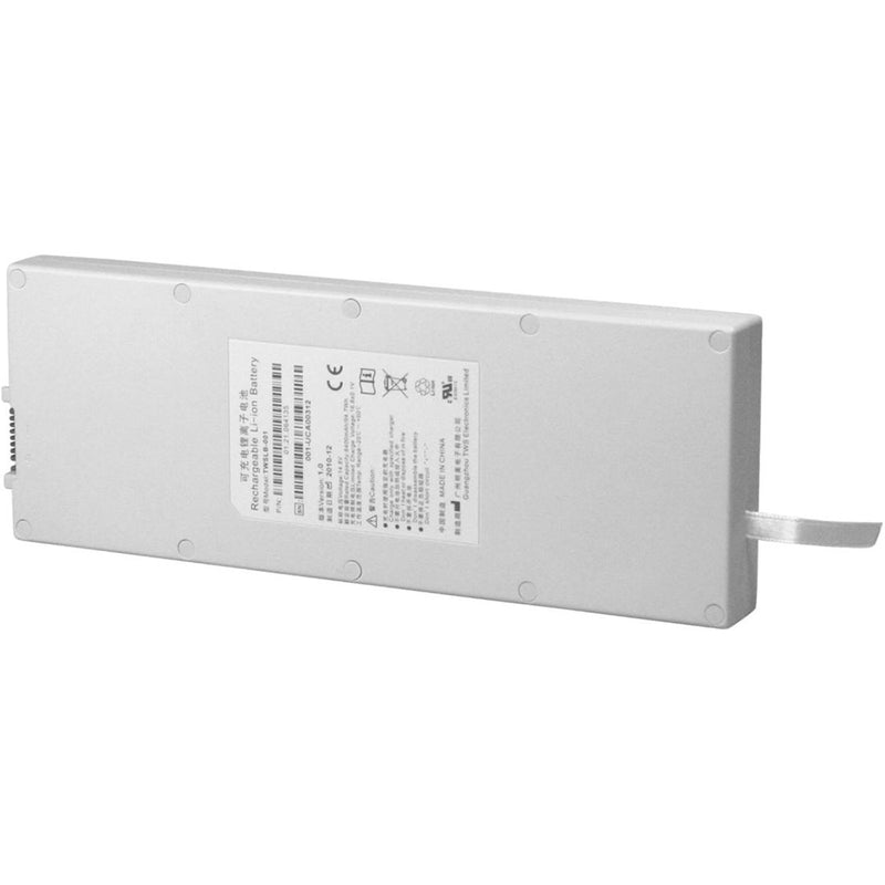 Edan 6400mAh Rechargeable Lithium-Ion Battery - Back