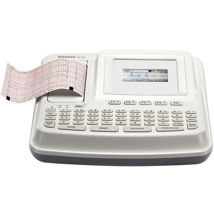 Edan SE-601 6-Channel ECG - 601A