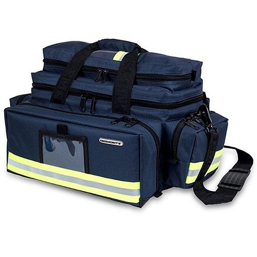 Elite Bags Emergency's Great Capacity Duffle Bag - Blue