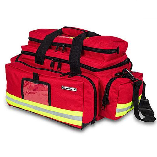 Elite Bags Emergency's Great Capacity Duffle Bag - Red