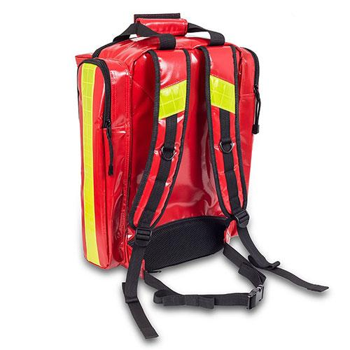 Elite Bags Emergency's Infection Control Rescue Backpack - Back