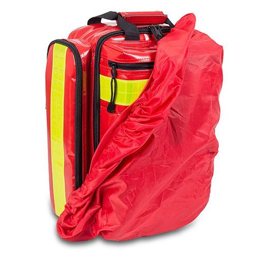 Elite Bags Emergency's Infection Control Rescue Backpack - Rain Cover